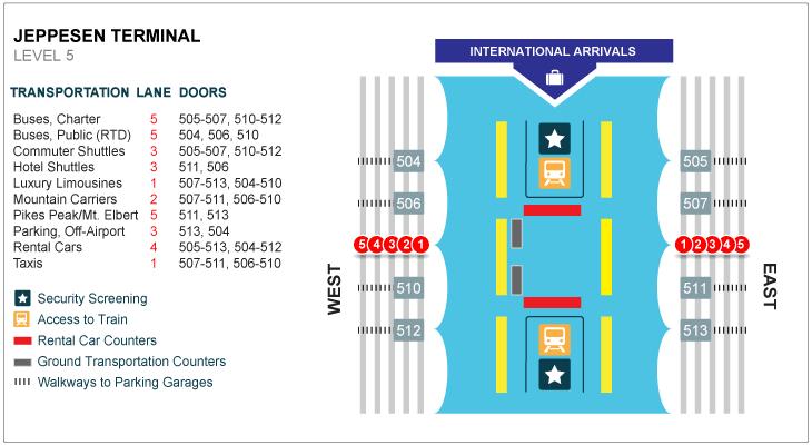 denver airport parking usa coupon